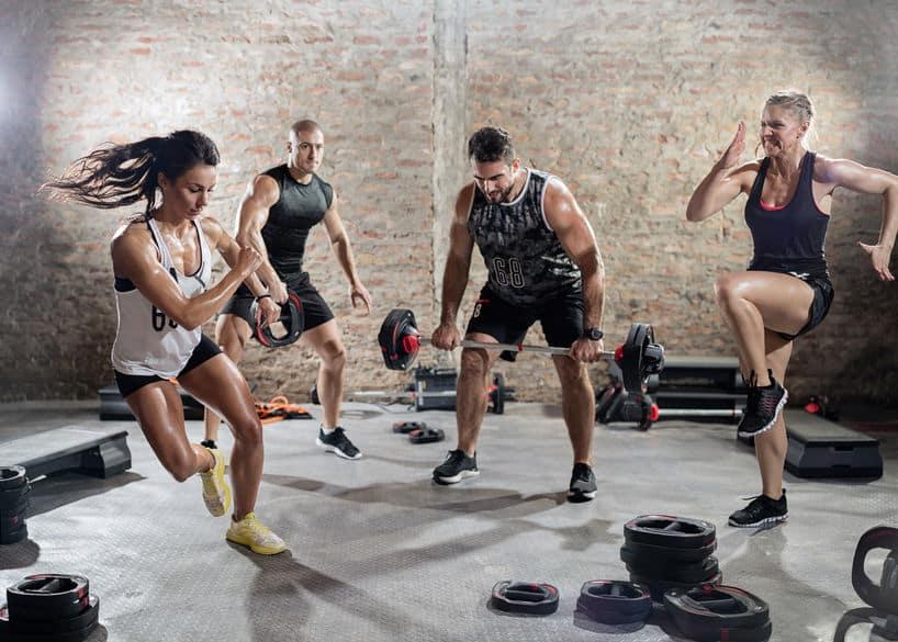 HIIT træning