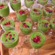 Forårsgrøn smoothie